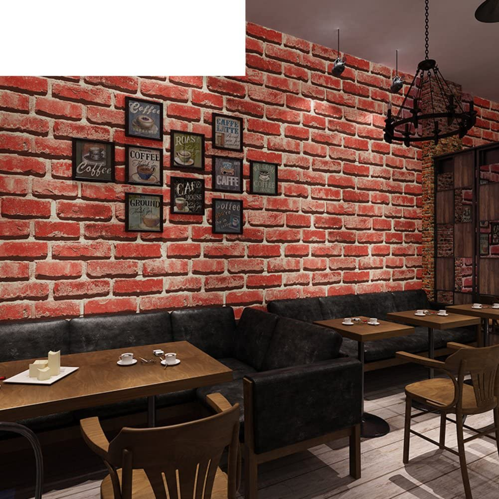 Dxg Fx Brick Background Wallpaper Of Fashion Brick Pattern Wallpaper Teahouse Bar Pub Coffee Shop Clothing Store Restaurants Hotels Wallpapers A Wallpaper Amazon Canada