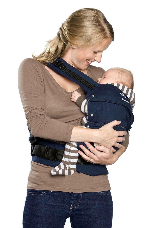 HempCotton, Red mit R/ückenverl/ängerung /& ergonomischen H/üftgurt manduca First Baby Carrier  HempCotton  Babytrage aus weichem Canvas Hanf /& Bio-Baumwolle
