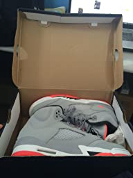 Amazon.com: Nike Jordan Kids Jordan 5 Retro Bp Basketball Shoe: Shoes
