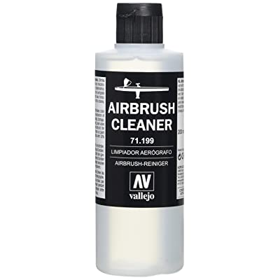 Aux: Airbrush Cleaner (200 ml): Toys & Games