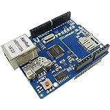 EasyWordMall W5100 イーサネットシールド ネットワーク拡張モジュール For ARDUINO  UNO R3 Mega 2560