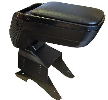 XtremeAuto - Reposabrazos universal para consola central de piel suave, con parte superior ajustable, resistente y duradero: Amazon.es: Coche y moto