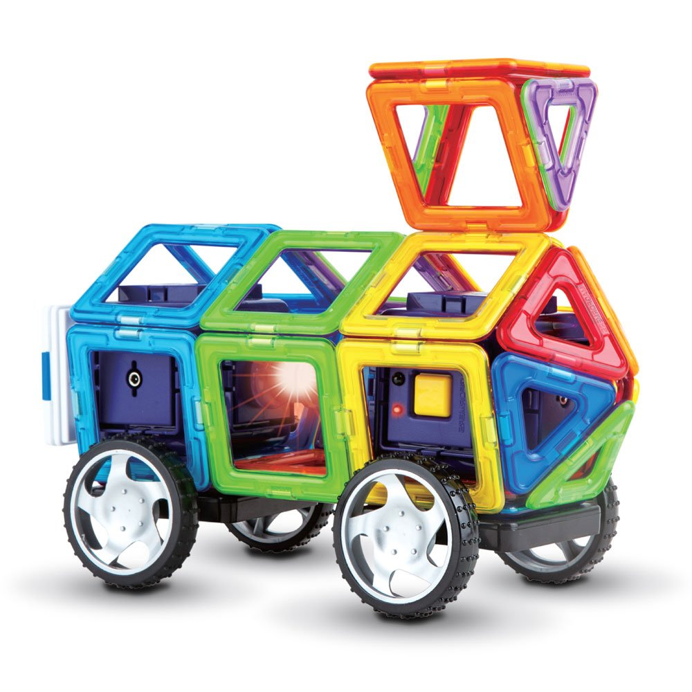 Educational  Magnetic    Tiles Kit Magnetic    Construction  STEM Musical Toy Set includes wheels 63115 Magnetic    Building      Blocks Magformers Power Sound Set 59 Piece