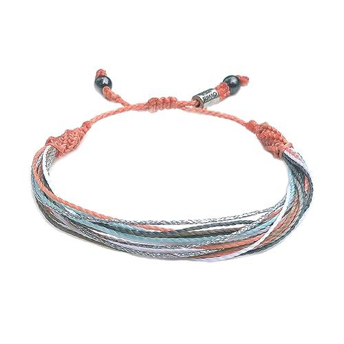 spiral bracelet handmade boho hippie surfer yoga friendship bracelet minimalist unisex Jewellery satin cord Pink Macrame Bracelet