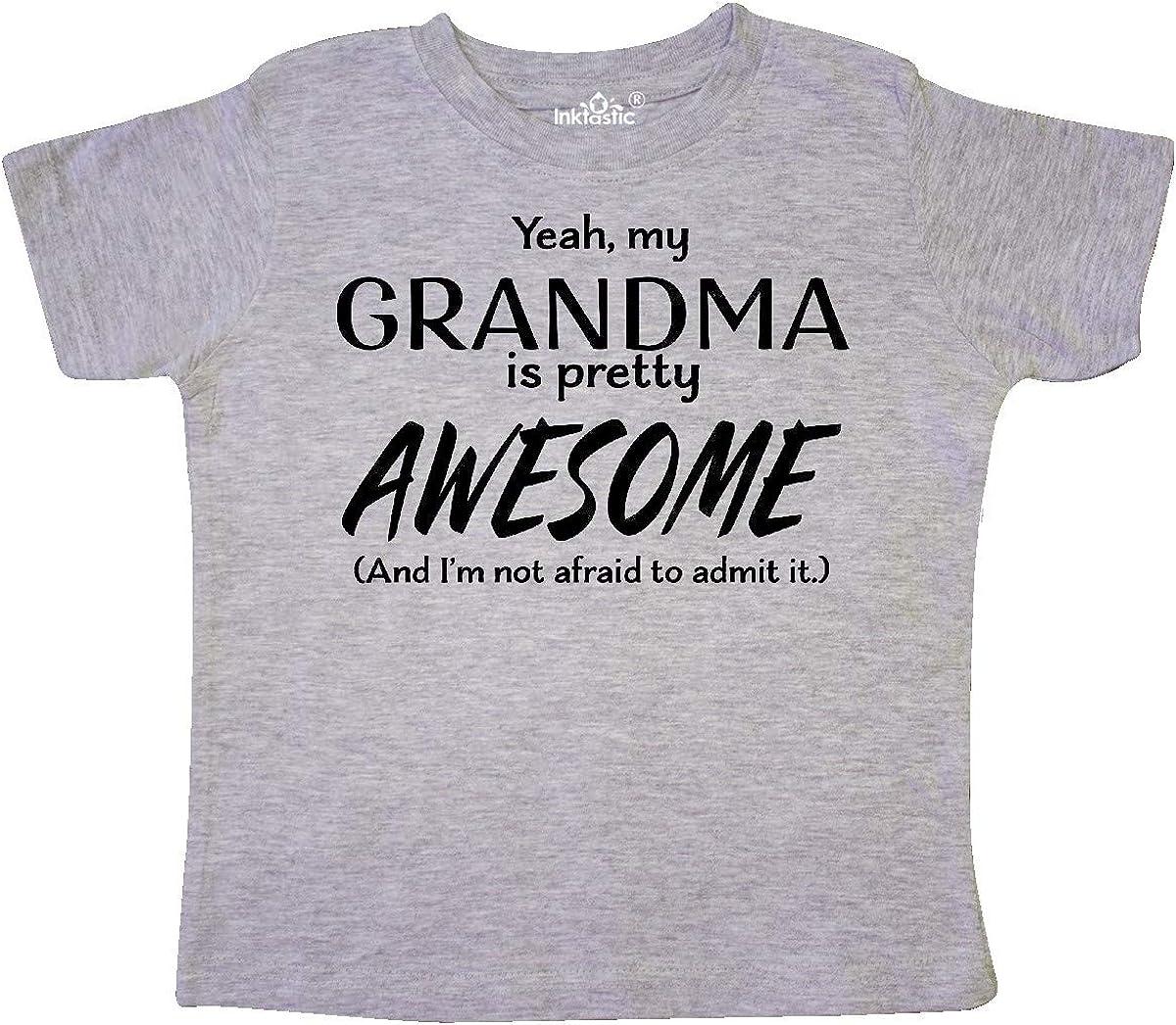 inktastic Gorgeous Like My Grammy Toddler T-Shirt