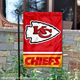 WinCraft Kansas City Chiefs Double Sided Garden