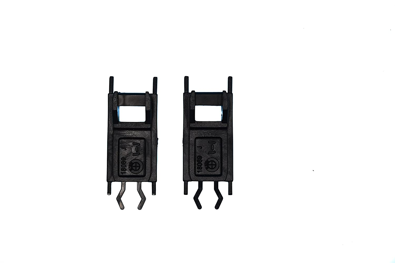 Series M3 Sunroof Slider Rail Repair Plastic Clips 3 for BMW Danci Parts Compatible replacement for BMW E36 E39 E53 E46 5 2 7
