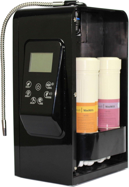 enkion-7 agua alcalina ionizador y purificador de agua Máquina con ...