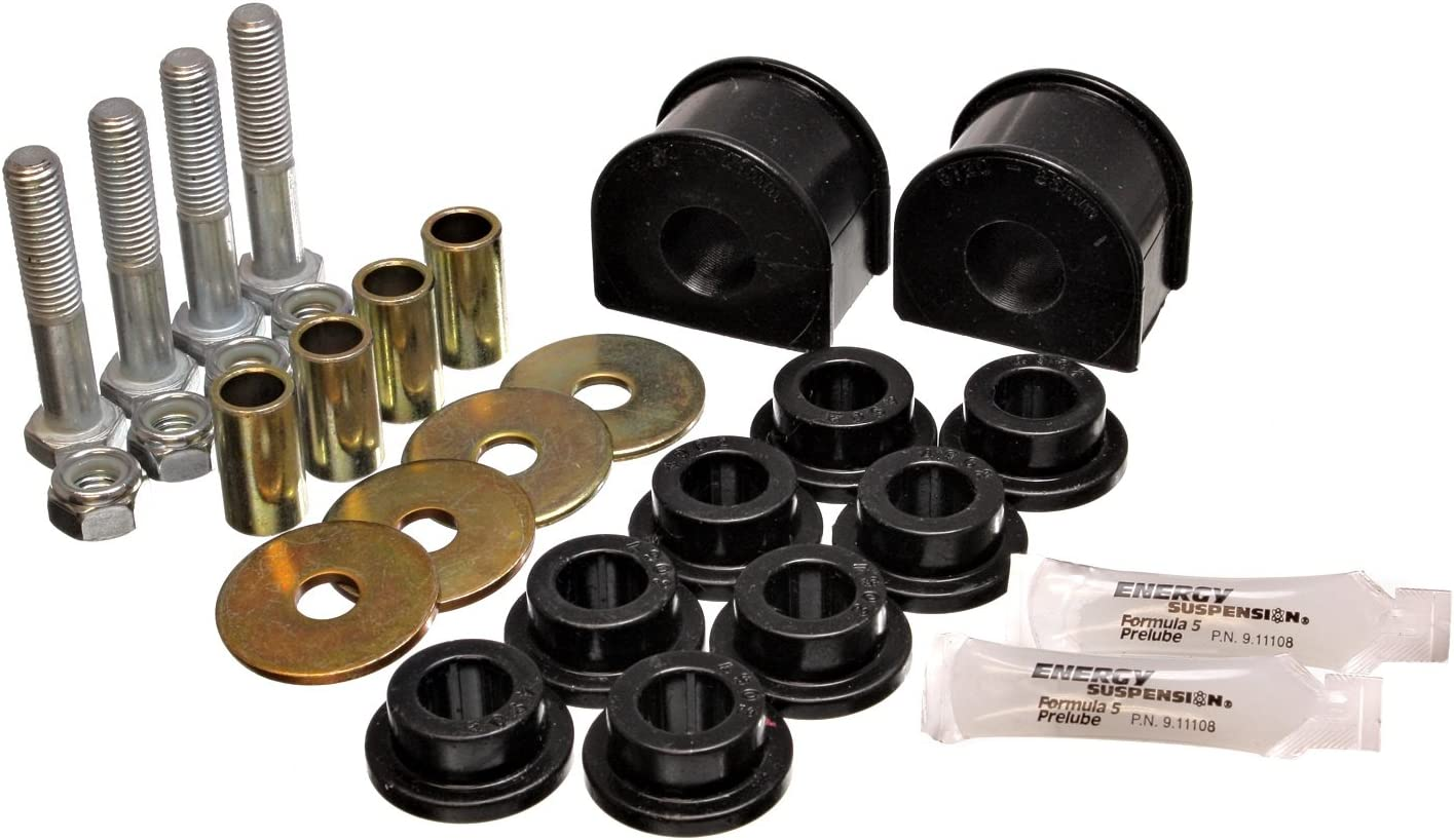Energy Suspension 4.5189G Rear Sway Bar Set with E-Links