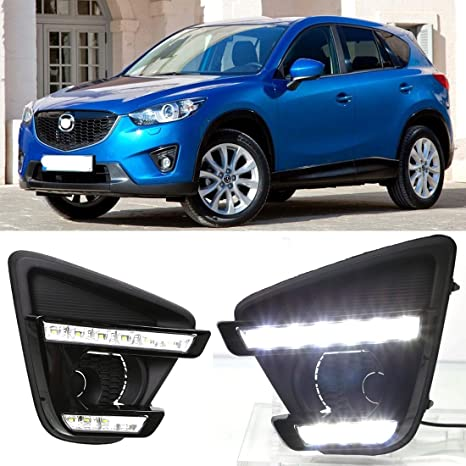 DongZhen - Luces LED DRL de conducción para Mazda CX-52012