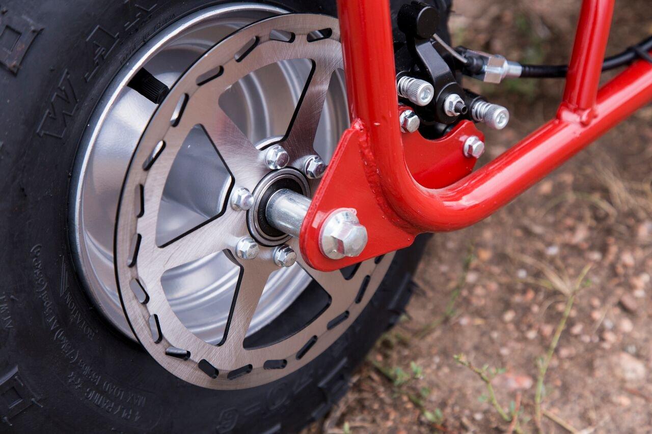 Coleman Powersports 98cc 30hp Ct100u Gas 2003 Honda Mini Dirt Bikes Powered Trail Bike Automotive