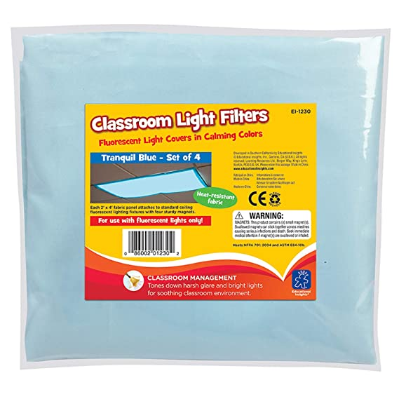 Amazon Com Educational Insights Fluorescent Light Filters