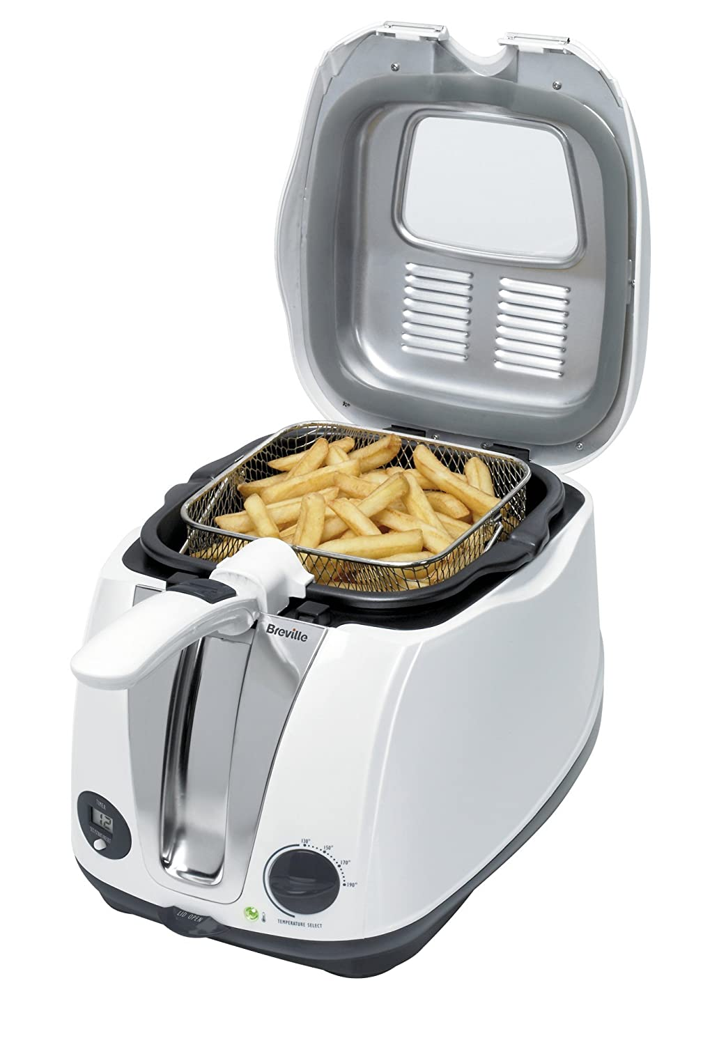This is a good quality mini deep fat fryer.