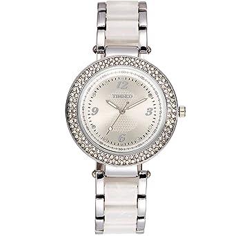 Moderne armbanduhr  Time100 NEU moderne Armbanduhr Damenuhren Mädchenuhr Analog Strass ...