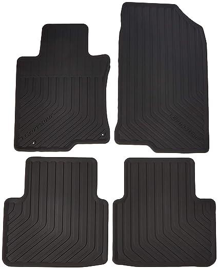 Honda Civic Floor Mats >> Genuine Honda 08p17 Tba 100 All Season Floor Mats