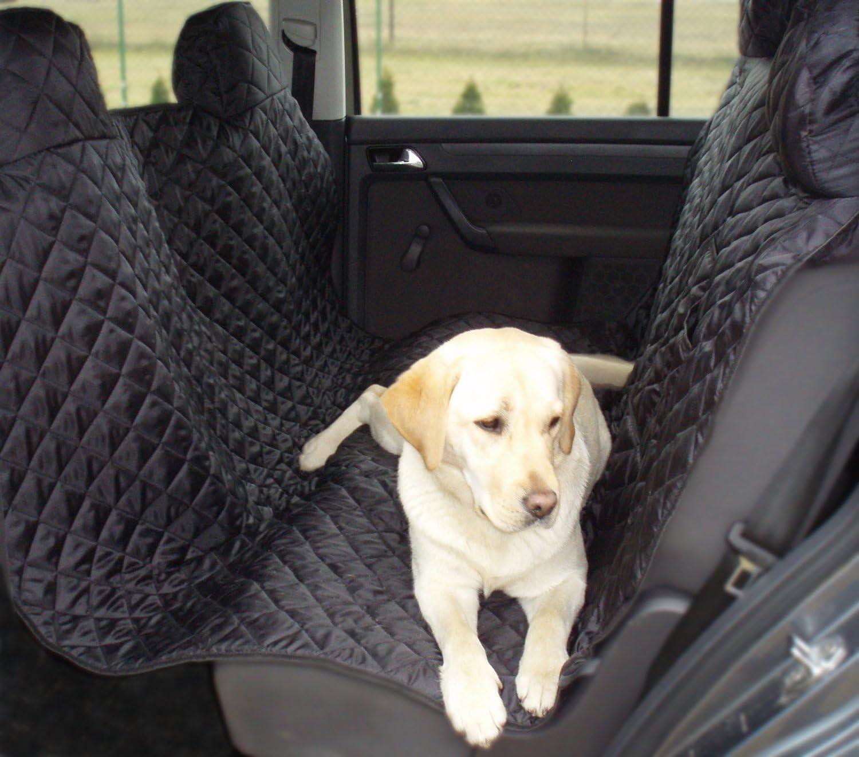 Autoschondecke mit Rei/ßverschlu/ß teilbar Hundedecke Autoschutzdecke