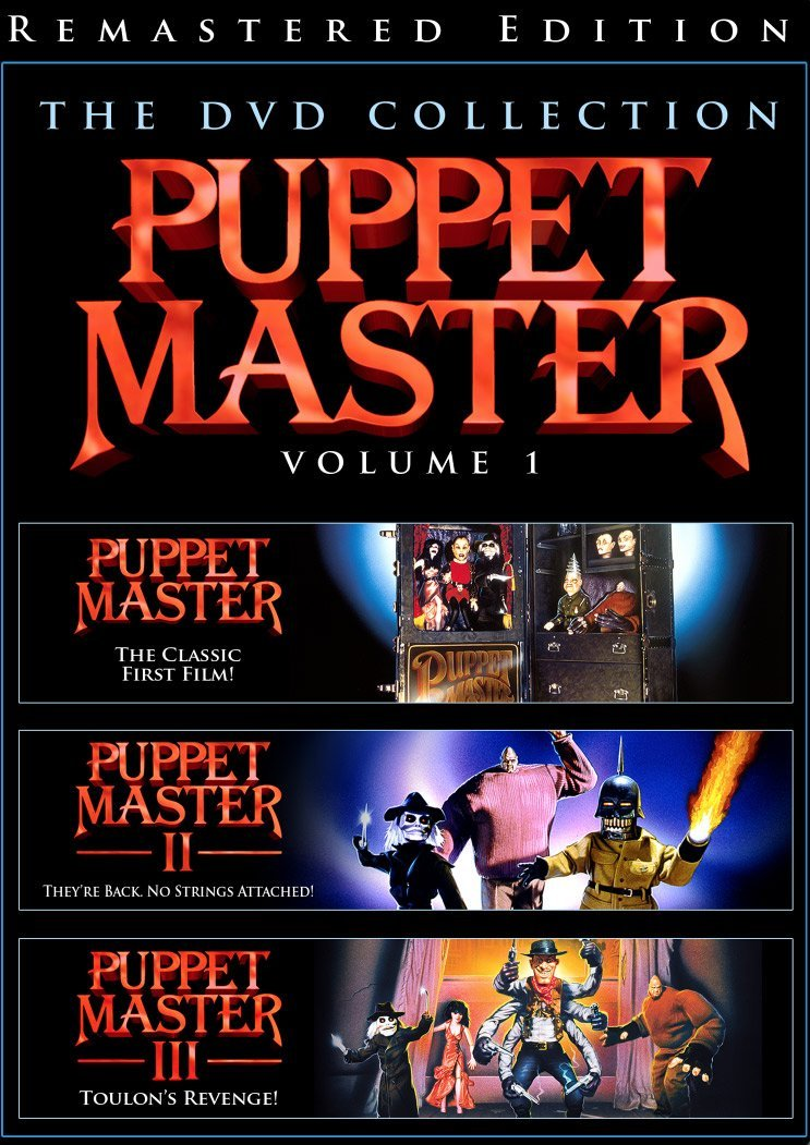 Puppet Master 1-3 (Remastered Edition)