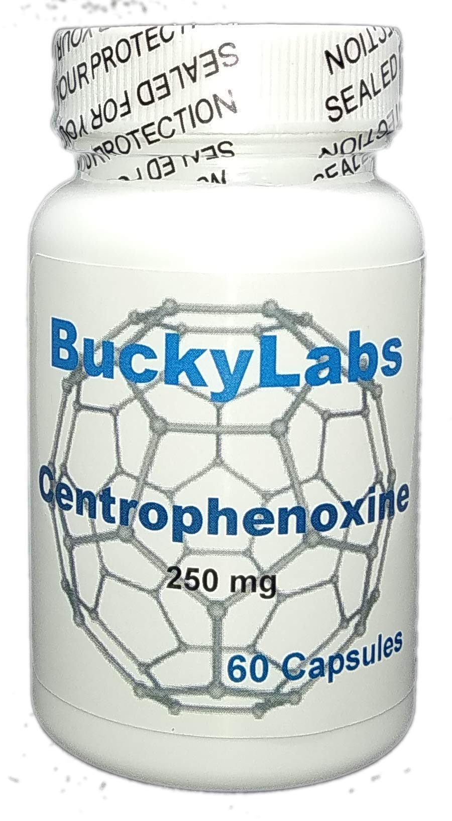 Centrophenoxine 250mg 60 Capsules by BuckyLabs