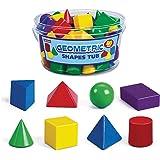 Lakeshore 3-D Geometric Shapes Tub
