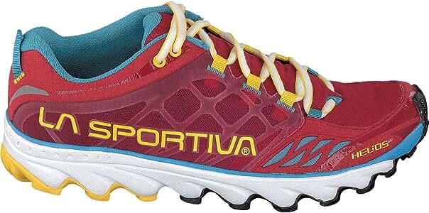 La Sportiva Helios SR Woman, Zapatillas de Trail Running para Mujer, Rojo (Berry 000), 36 EU: Amazon.es: Zapatos y complementos