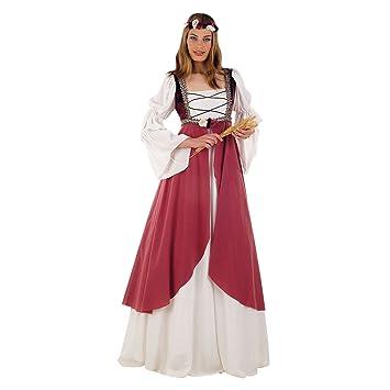 53b654ebd28 Moyen-àge - Robe Princesse Médiévale - Déguisement Femme - XL ...