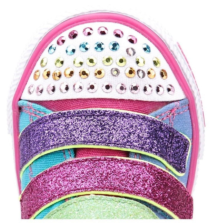 Skechers Los Zapatos De Los Dedos Del Pie Del Centelleo 8AZrJJ