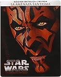 Star Wars I: La Amenaza Fantasma - Edición Metálica [Blu-ray]