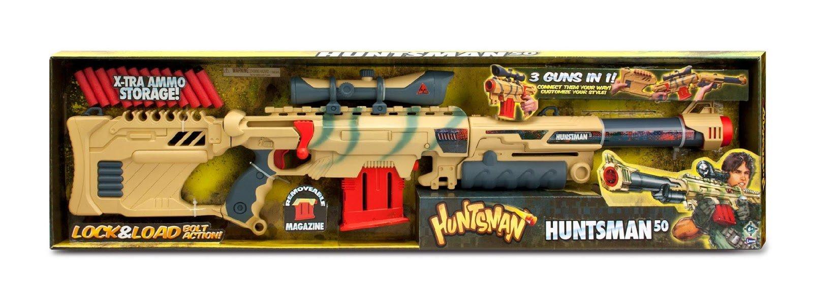 Huntsman 50