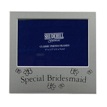 Special Bridesmaid Photo Frame, Gift: Amazon.co.uk: Kitchen & Home