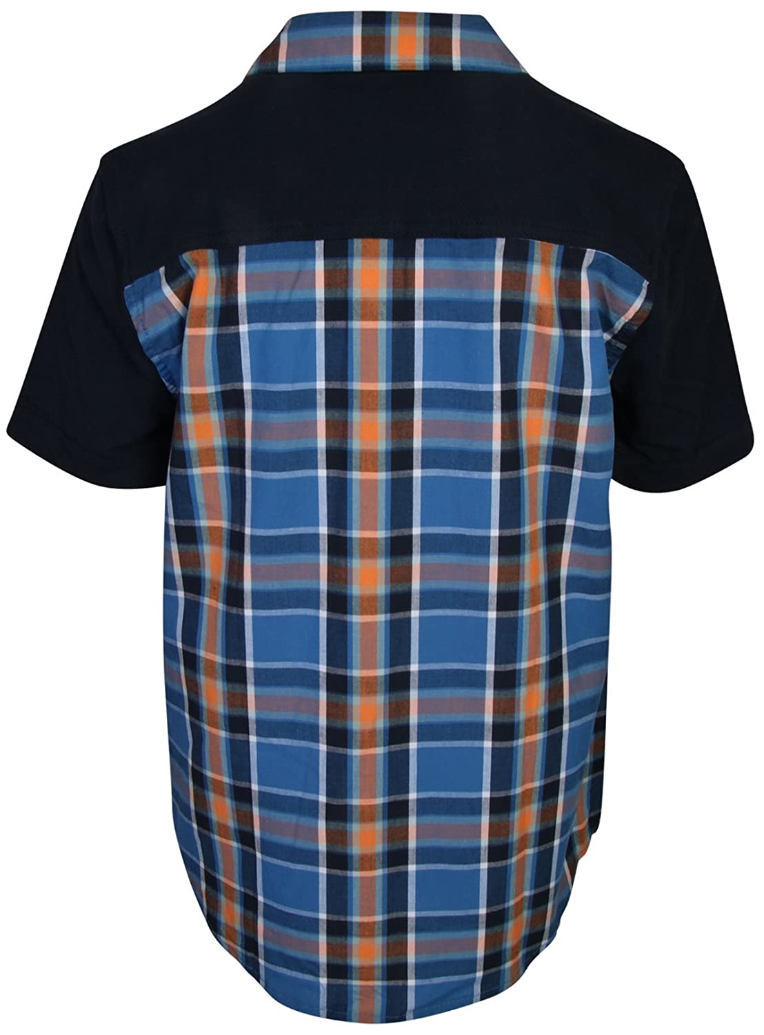 f2622107c8 Amazon.com: p.s. from aeropostale Boys Short Sleeve Button Down ...