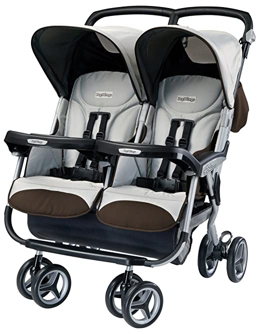 Amazon.com: Peg-Perego Aria Twin Stroller, Java ...