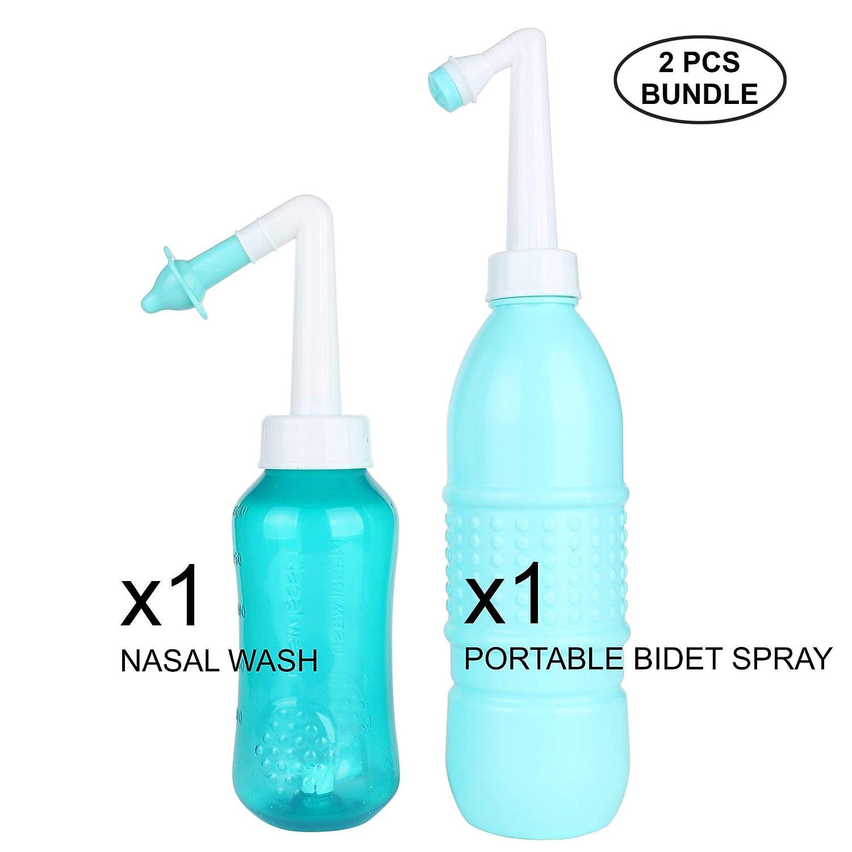 Amazon Com Bidet For Toilet Squirt Bottle Washlet Portable Washer