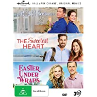 Hallmark 3 Film Collection (Just Add Romance/The Sweetest Heart/Easter Under Wraps)