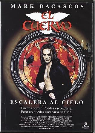 El Cuervo: Escalera Al Cielo [DVD]: Amazon.es: Mark Dacascos, Marc Gomes, Sabine Karsenti, Kari Skogland, Mark Dacascos, Marc Gomes, Gordon Mark: Cine y Series TV