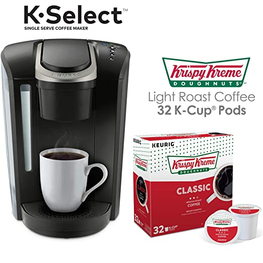 Amazon.com: Keurig K-Select - Cafetera monocromo para ...