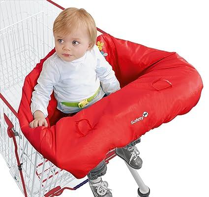 Bright Starts/Kids II 60636 Cubierta para carrito de la compra para una protección integrado