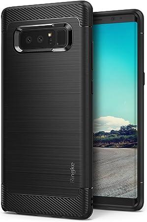 Ringke Onyx Funda Compatible con Samsung Galaxy Note 8, [Fuerza ...
