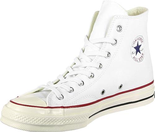 Converse Chuck Taylor CTAS 70 Ox Canvas, Chaussures de Fitness Mixte Adulte, Beige (Parchment 134), 41.5 EU