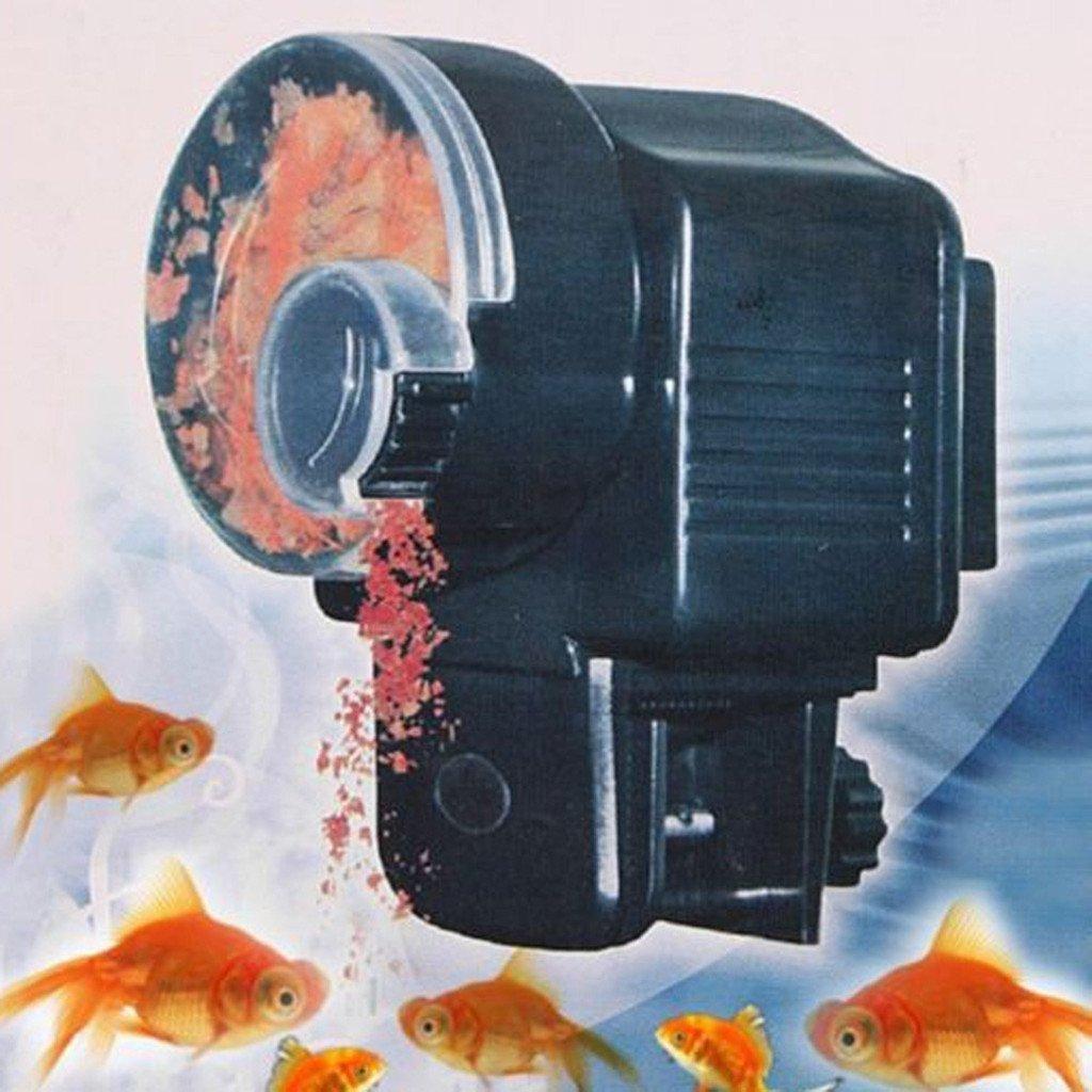 Winkey chargeur automatique de nourriture Poisson automatique minuterie Réservoir pour animal domestique Digital pour aquarium Réservoir étang
