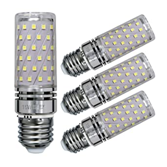 Sagel E27 LED Maíz Bombillas, 15W LED de Bombillas 120W Equivalente, 1500lm, Blanco