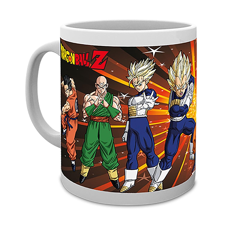 GB Eye, Dragon Ball Z, Z Fighters, Taza: Amazon.es: Hogar