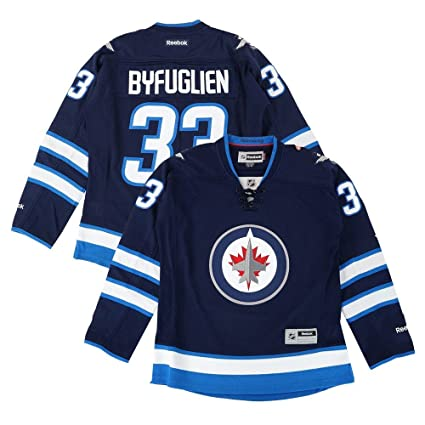 Reebok Dustin Byfuglien Winnipeg Jets NHL Navy Blue Official Premier Edge  Home Jersey For Women ( e3d0b5d24