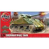 Airfix Sherman M4 MK 1 Tank - 1:76 Scale Model Kit