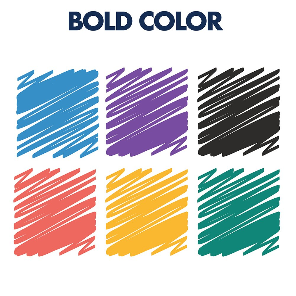 Quartet Dry Erase Markers, Whiteboard Markers, Fine Point, Mini, Magnetic, ReWritables, Classic Colors, 6 Pack (51-659312Q) by Quartet (Image #3)