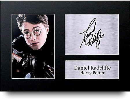 DANIEL RADCLIFFE AUTOGRAPHED SIGNED HARRY POTTER 8X10 Photo Reprint
