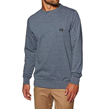 Billabong - All Day Crewneck Hombre Color: Azul Talla: XX-Large