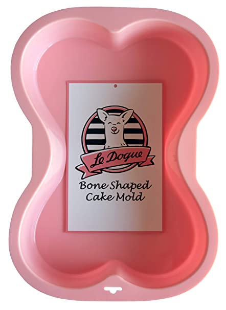 Premium Dog Birthday Cake Pan