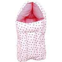 Baby Fly Baby Sleeping Bag (0-6 Months) (Pink Heart)