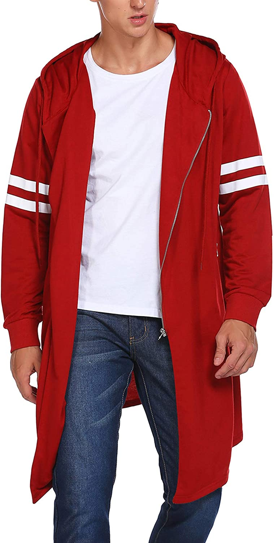 Men Man Top Fleece Hoodie Autumn Long Sleeve Soft Patchwork Top Casual Hoodie CF