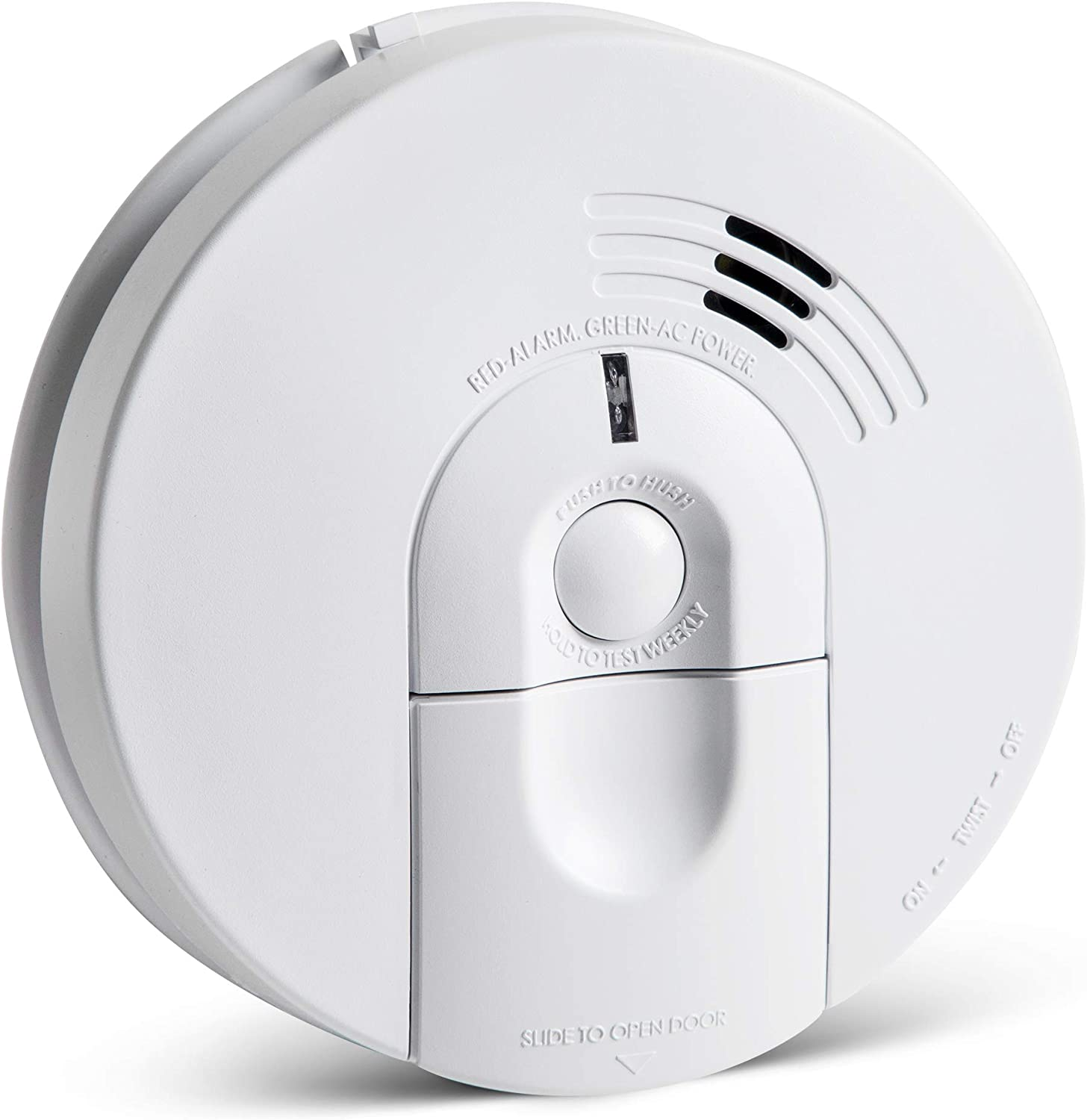 Kidde 21026063 Ac Hardwired Smoke Detector Alarm With 9v Back Up